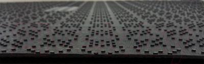 Коврик грязезащитный Kleen-Tex Entrance (85x150, черно-коричневый) - вид снизу