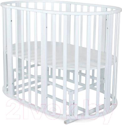 Детская кровать-трансформер СКВ 108001