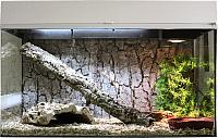 Террариум Lucky Reptile Стартовый комплект для змей / SK50S-W (белый) -