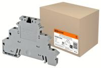 Зажим на DIN-рейку TDM SQ0803-0063 -