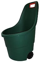 Тележка грузовая Keter Easy Go / 154115 (зеленый/оранжевый) -