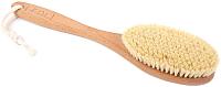 Щётка для тела FOI cosmetics Натуральная из кактуса с ручкой (41см) -
