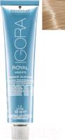 Крем-краска для волос Schwarzkopf Professional Igora Royal Highlifts 10-14 (60мл) -