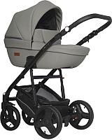Детская универсальная коляска Riko Basic Aicon Ecco 3 в 1 (05/графитовый) -
