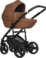 Детская универсальная коляска Riko Basic Aicon Ecco 3 в 1 (06/коричневый) -