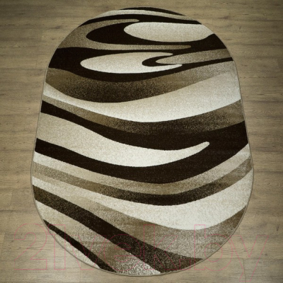 Ковер Белка Домо Овал 27008 29625 (1.5x2.3)