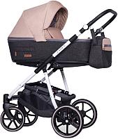 Детская универсальная коляска Riko Swift Natural 2 в 1 (04/Latte/бежевый) -