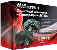 Чехол на квадроцикл AVS AC-515 / 43617 камуфляж р-рL -