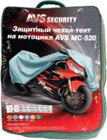 Чехол для мотоцикла AVS MC-520 / A78244S р-р 2XL -