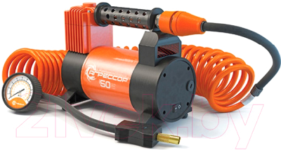 Автомобильный компрессор Агрессор AGR-50L