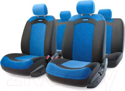 Чехол для сиденья Autoprofi Extreme XTR-803 BK/BL (M)