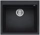 Мойка кухонная Elleci Quadra 105 Antracite G59 / LGQ10559 -