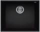 Мойка кухонная Elleci Quadra Undermount 105 Nero G40 / LGQ10540BSO -