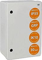 Щит с монтажной панелью TDM SQ0912-0103 (антивандальный) -