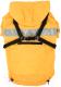 Дождевик для животных Puppia Wilderness / PLRA-JM9320-YE-XL (XL, желтый) -