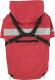 Дождевик для животных Puppia Wilderness / PLRA-JM9320-RD-S (S, красный) -