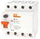 Дифференциальный автомат TDM ВД1-63-4Р-63А-30мА / SQ0203-0044 -