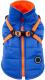 Жилетка для животных Puppia Mountaineer II / PAPD-VT1366-RB-M (M, голубой) -