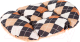 Матрас для животных Ferplast Relax 45/2 / 82045077 (коричневый ромб) -