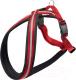 Шлея Ferplast Daytona Cross P / 75580621 (L, красный/светоотражающий) -