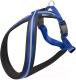 Шлея Ferplast Daytona Cross / 75580522 (M-L, синий/светоотражающий) -