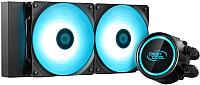 Кулер для процессора Deepcool GammaXX L240 V2 (DP-H12RF-GL240V2) -