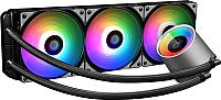 Кулер для процессора Deepcool Castle 360RGB V2 (DP-GS-H12AR-CSL360V2) -