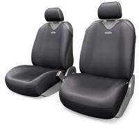 Чехол для сиденья Autoprofi R-1 Sport Plus R-402Pf BK (Передний ряд) -