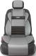Чехол для сиденья Autoprofi Multi Comfort MLT-320G BK/D.GY -