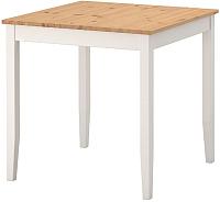 Обеденный стол Ikea Лерхамн 404.442.60 -