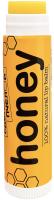 Бальзам для губ Сделано Пчелой Медовый 100% натуральный с пчелиным воском (4.25г) -
