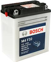 Мотоаккумулятор Bosch M4F YB12AL-A/YB12AL-A2 / 0092M4F320 (12А/ч) -