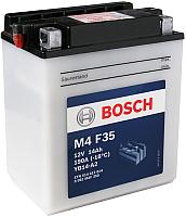 Мотоаккумулятор Bosch M4F YB14-A2 / 0092M4F350 (14А/ч) -