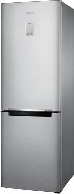 Холодильник с морозильником Samsung RB33J3420SA/WT - общий вид