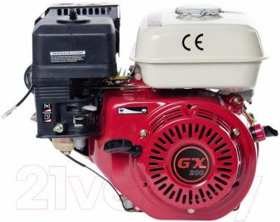 Двигатель бензиновый ZigZag GX 200 (168F/P-2-D1)