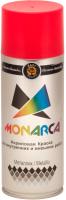 Краска Monarca Металлик (400мл, блестящий красный) -