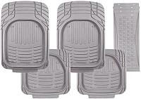Комплект ковриков для авто Autoprofi TER-500I GY -