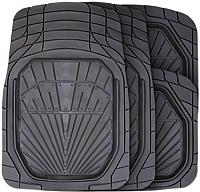 Комплект ковриков для авто Autoprofi Power / TER-510 BK -