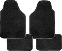 Комплект ковриков для авто Autoprofi PET602 BK (4шт) -