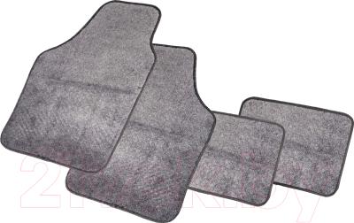 Комплект ковриков для авто Autoprofi PET602 GY (4шт)