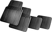 Комплект ковриков для авто Autoprofi MAT601 BK (4шт) -