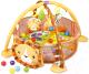 Развивающий коврик Sundays 227068 (+30 шариков) -