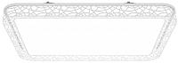 Потолочный светильник Yeelight Yilai Lotus Ceiling Light Pro 900mm / YIXD07YI -