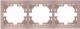 Рамка для выключателя Lezard Mira 701-0300-148 -