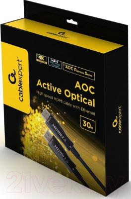 Кабель Gembird CCBP-HDMI-AOC-30M