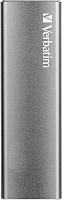 Внешний жесткий диск Verbatim Vx500 External SSD USB 3.1 G2 240GB / 47442 -