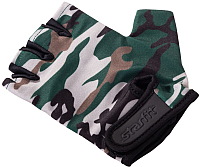 Перчатки для фитнеса Starfit SU-126 (XL, хаки) -