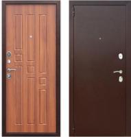 Входная дверь Юркас Гарда 8мм Рустикальный дуб (86x205, левая) -