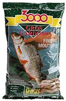 Прикормка рыболовная Sensas 3000 Gros Gardon Noir / 00232 (1кг) -