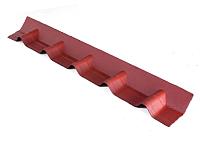 Фартук покрывающий Onduline Ондувилла C6324PRU (красный) -